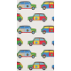 Tapeta Pop Cars