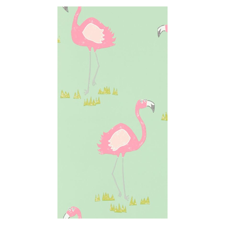 Tapeta Felicity Flamingo
